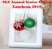 Annual Senior Citizen Luncheon