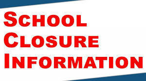 School Closure Information