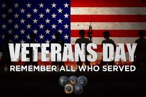 SGS Celebrate Veterans Day
