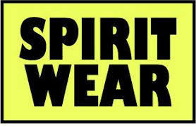Spirit Wear Sign