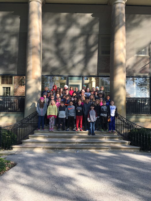5th grade field trip - Cantigny