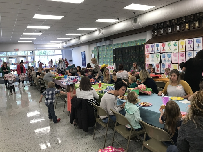 This is an image of PK Mothers Day Tea Party.